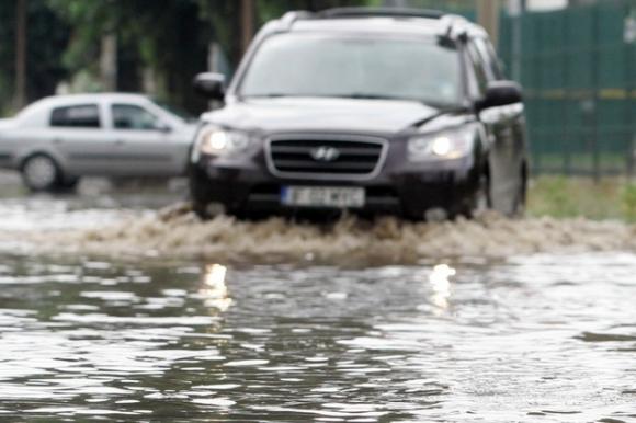 inundati Bucuresti